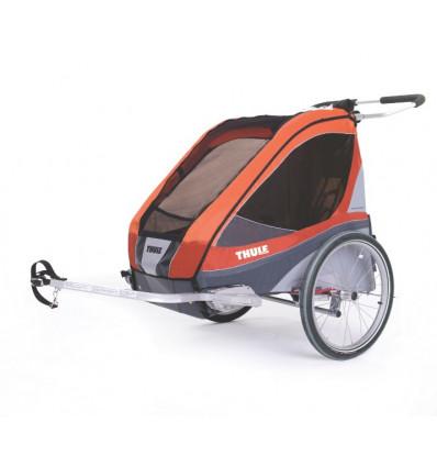 Vélo Thule Corsaire2 Abricot Modele 2014 Kit Velo Inclus - AlpinStore