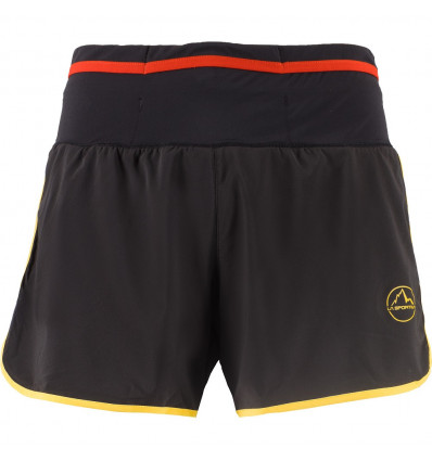 Trail Short trail Tempo La Sportiva (Black/Yellow) - AlpinStore