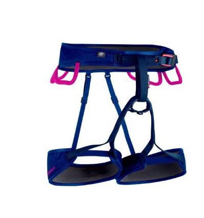 Baudrier / Harnais Harnais Ophir Women Mammut (Surf Pink) femme - AlpinStore