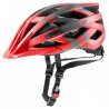 Casque vélo Casque Active I-vo Cc Uvex (Red-darksilver mat) - AlpinStore