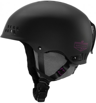 Casque de ski K2 Emphasis (Black) femme