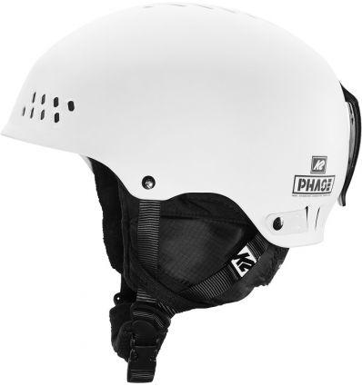 Casque de ski K2 Phase Pro (White)
