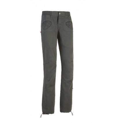 Climbing Climbing pants E9 Onda Slim (Iron) woman - AlpinStore