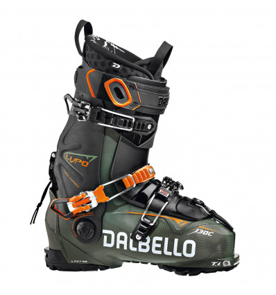 Freeride / freestyle Dalbello Lupo 130 C Uni Forest/black - AlpinStore