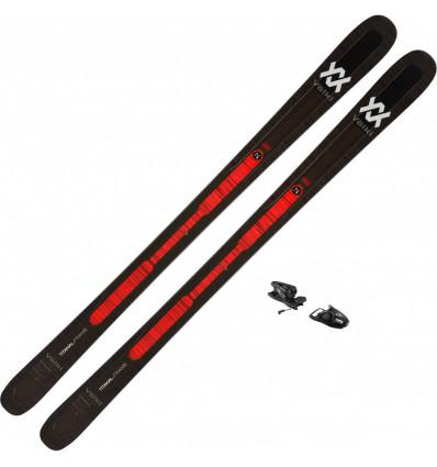 Alpine skiing Pack Volkl M5 Mantra Flat 2020 + bindings - AlpinStore
