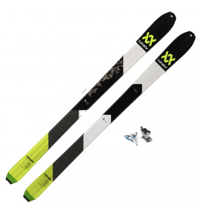Packs (skis + fix) Pack Volkl VTA 88 Flat 2020 + fixations - AlpinStore