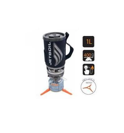 Réchauds Rechaud Camping Jetboil Flash Carbone - AlpinStore