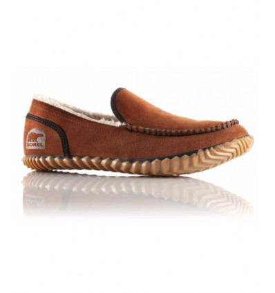 Chaussons Sorel Dude Moc (Grizzly bear)
