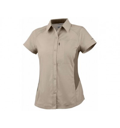 Chemise Manches Courtes Columbia Silver Ridge Femme (fossil)