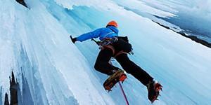 Piolets / crampons alpinisme